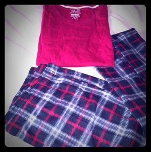 NIB Fruit of the Loom Mens Pajama Set Sz 5XL